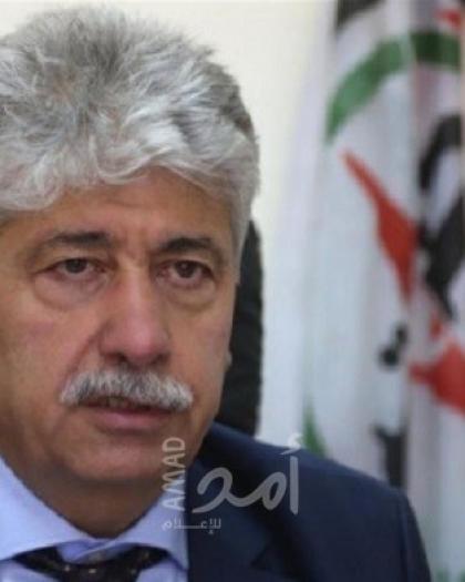 """""""مجدلاني"""" يدين الموقف البريطاني المعارض لتحقيق """"الجنائية الدولية"""" في جرائم الاحتلال"""