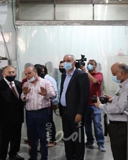 """العسيلي: مشاورات مع الدول المانحة لدعم المنشآت المتضررة من """"كورونا"""""""