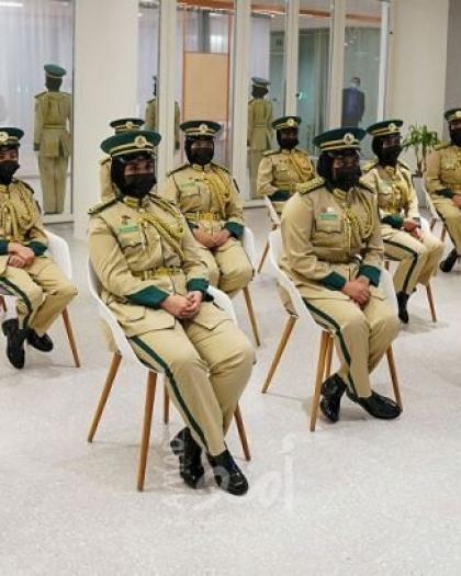 انضمام أول امرأة لشرطة دبي للعمل في مجال الهندسة الجنائية