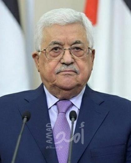 عباس يدين تفجيرات بغداد ويؤكد تضامن شعبنا الفلسطيني مع العراق