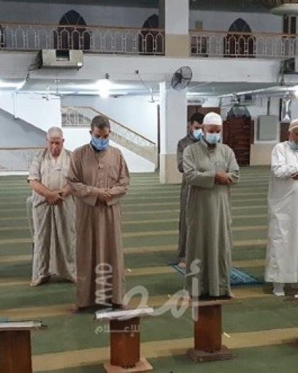 أوقاف حماس تصدر بيانا مهما حول أنشطة المساجد