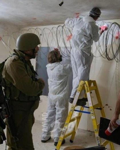 """قوات الاحتلال تقتحم منزل """"نظمي أبو بكر"""" في جنين وبلدة كفر الديك"""