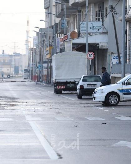 """داخلية حماس:""""الإغلاق المسائي الأحد سيبدأ الساعة 8 بدلاً من 6:30"""""""