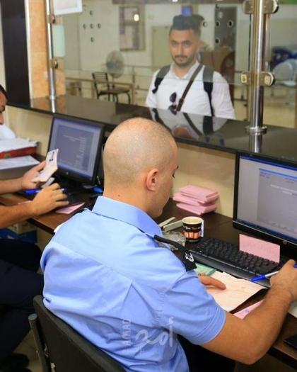 """""""الشؤون المدنية"""": استصدار الموافقات لعودة العالقين إلى غزة عبر معبر الكرامة"""