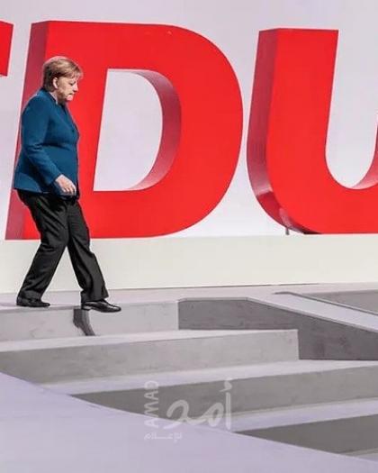 ثلاثة رجال يطمحون لرئاسة الحزب الديموقراطي المسيحي الألماني