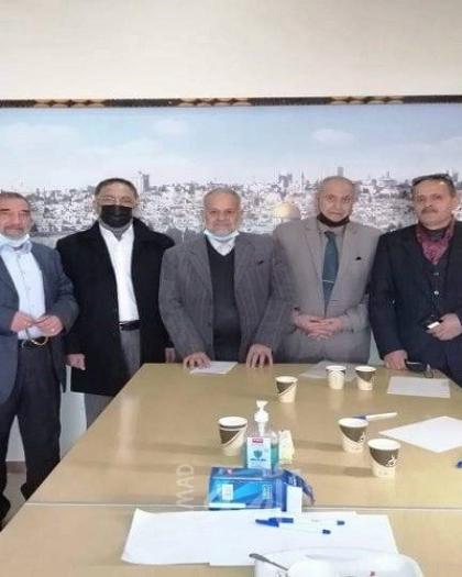 الشخصيات المستقلة والجهاد يبحثان ملف الانتخابات وحوار القاهرة