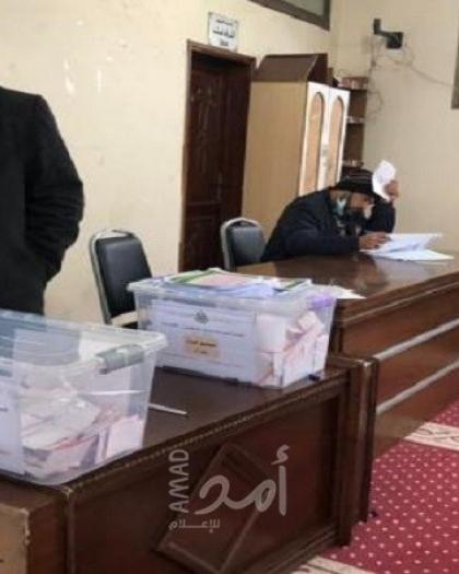 حماس تنهي المرحلة الأولى من انتخاباتها الداخلية - صور
