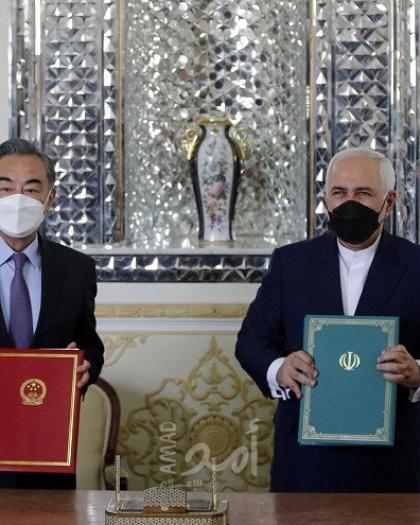 """""""ناشيونال إنترست"""": الاتفاق الإيراني الصيني مقدمة لتوسيع نفوذ بكين في الشرق الأوسط"""