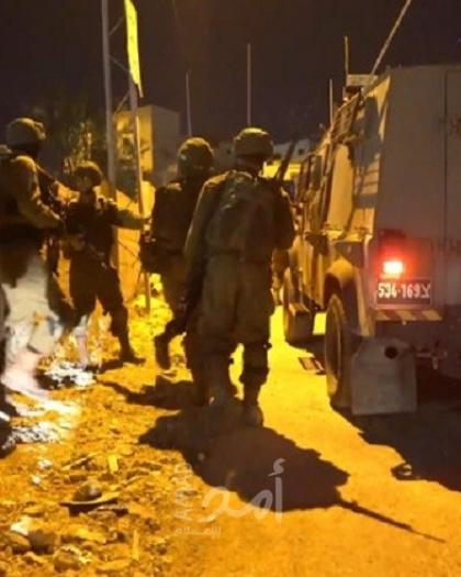 """قوات الاحتلال تعتقل محرراً من بيت لحم ومسئول قسم النظافة في """"الأقصى"""""""