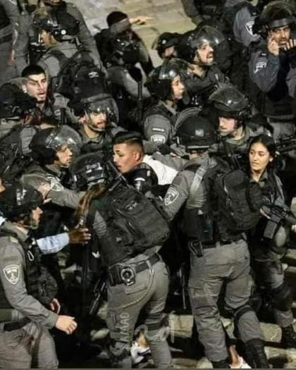 المركز الفلسطيني يرصد حصيلة الانتهاكات الإسرائيلية الكبيرة في القدس