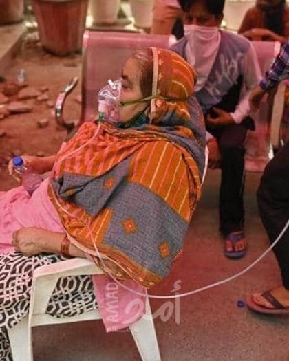 """الهند: تسجل أعلى حصيلة إصابات يومية بـ""""كورونا"""".. وقرار بتمدد الإغلاق لإحتواء الوباء"""