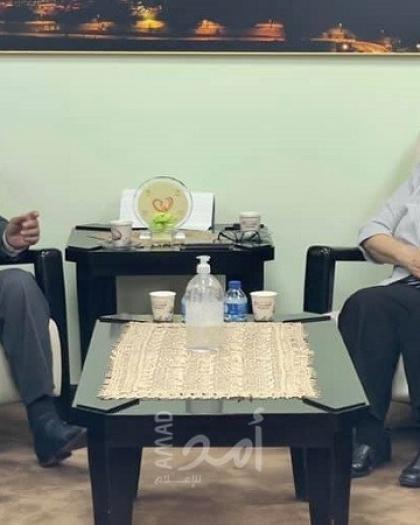 تفاصيل اجتماع وزيرة الصحة مع عباس زكي