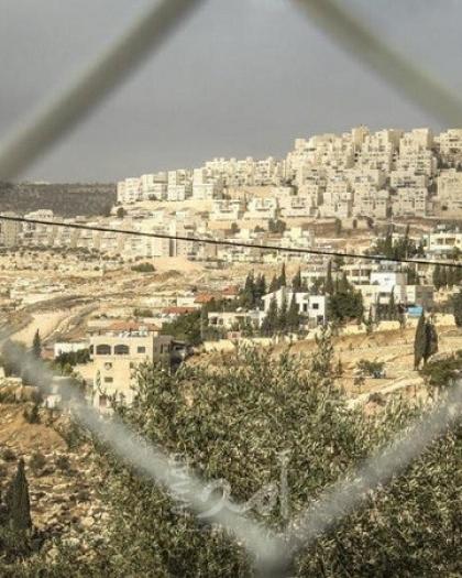 حرية يطالب بالتدخل العاجل لوقف سياسة الاستيطان التي يمارسها الاحتلال الاسرائيلي