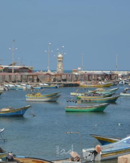 العمل الزراعي بغزة يرصد 13 انتهاكا من قبل قوات الاحتلال بحق الصيادين خلال يوليو 2021