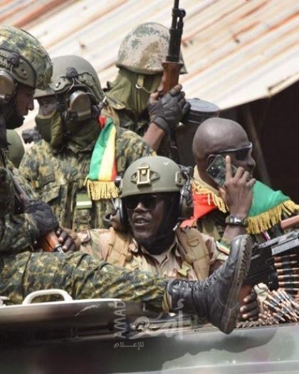 قادة انقلاب غينيا يعينون عسكريين حكاماً للأقاليم