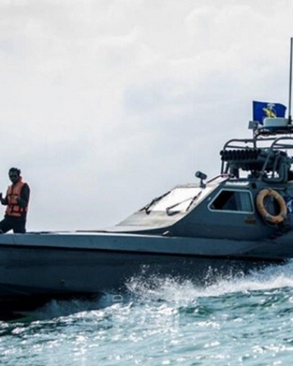 تلفزيون إيراني: زوارق للحرس الثوري اعترضت سفينة حربية أميركية في الخليج