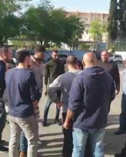 مصادر عبرية: العثور على جثمان  جندي أردني أثناء عمليات حفر بالقطار الخفيف في مدينة القدس